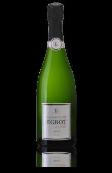 Champagne brut Egrot et Filles en circuit court