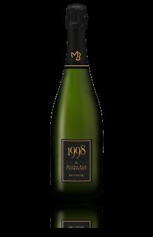 Champagne Brut Nature Millésime 1998 Maxime Blin
