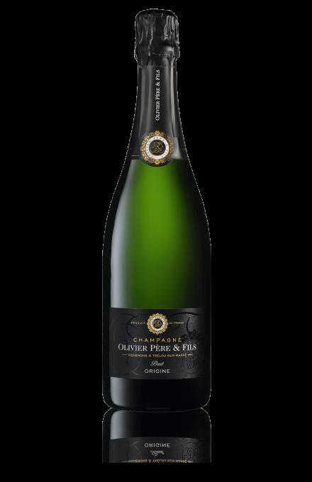 Acheter le champagne brut Origine Olivier Père & Fils