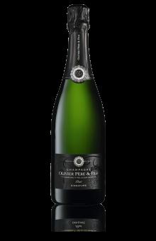 Champagne signature Olivier Père et Fils vigneron indépendant réciltant manipulant