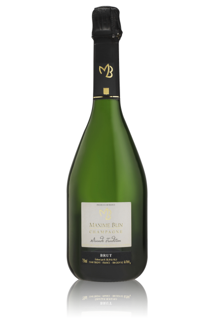 Champagne Grande Tradition Maxime Blin vigneron indépendant