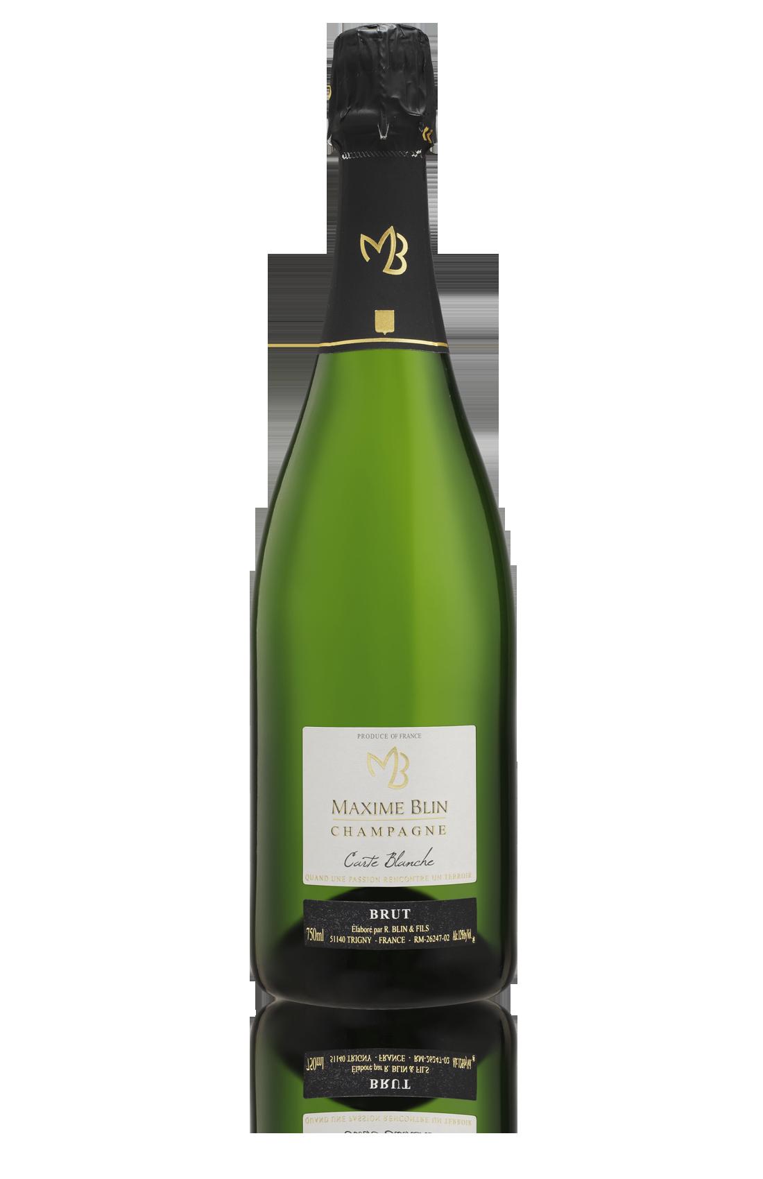 champagne r blin
