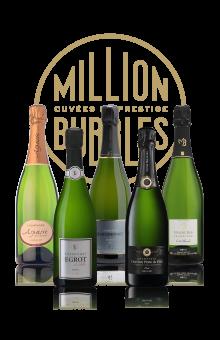 Coffret champagne découverte des vignerons indépendants