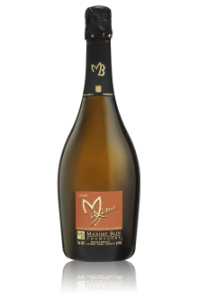 Champagne cuvée Maxime Blin Million Bubbles