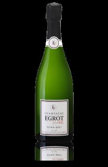 Extra brut Egrot et Filles vigneron indépendant