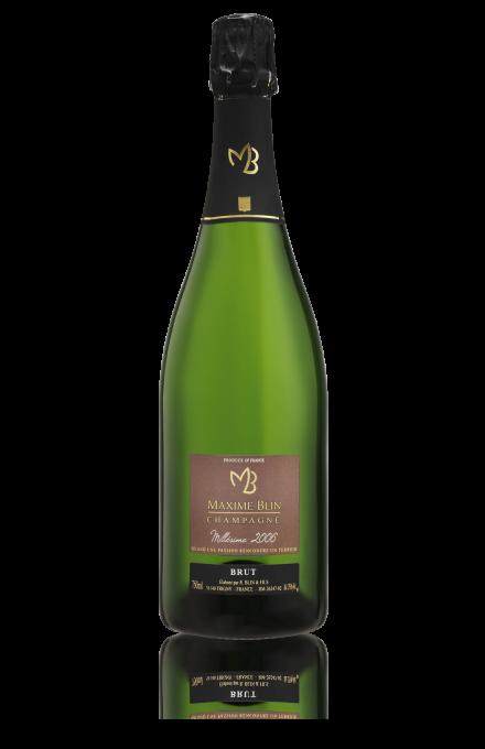 Champagne Millésime 2006 Maxime Blin vigneron indépendant