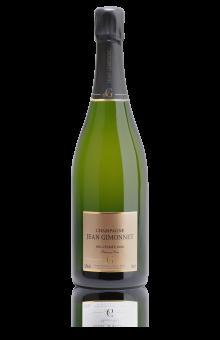 Champagne Millésime 2006 du vigneron indépendant Jean Gimonnet