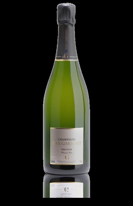 Champagne prestige en direct du producteur Jean Gimonnet