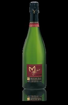 Cuvée l'authentique champagne en direct du récoltant Maxime Blin