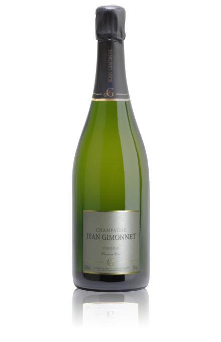 Champagne Origine en direct du producteur Jean Gimonnet